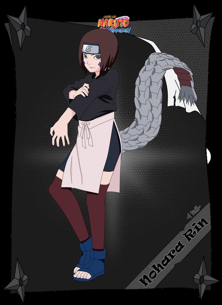 Rin 1 Tail by Toroi-san