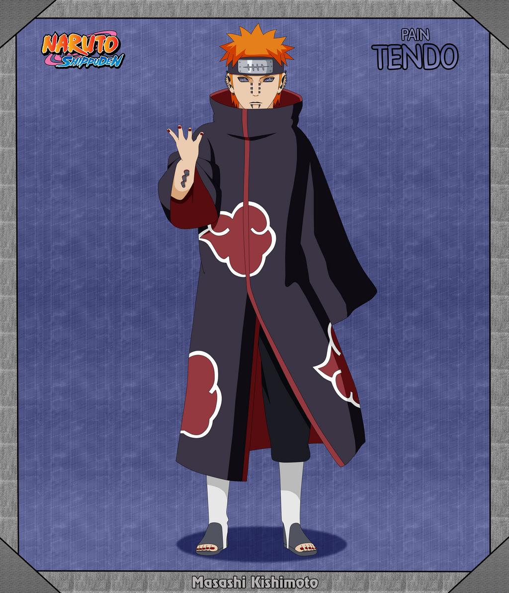 Pain Naruto Wallpaper: Pain Tendo By Toroi-san On DeviantArt