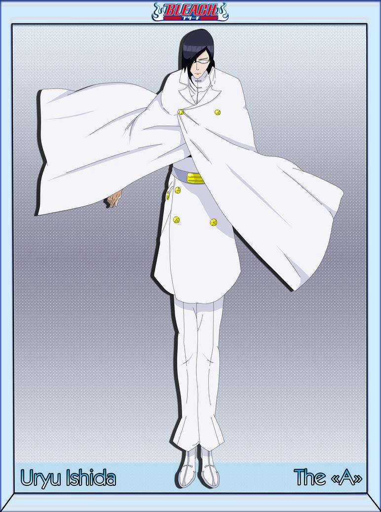 Uryu Ishida Vandenreich Uryu Ishida by Toroi San