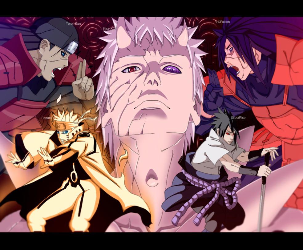Naruto 652 cover by toroi san on deviantart naruto 652 cover by toroi san reheart Gallery