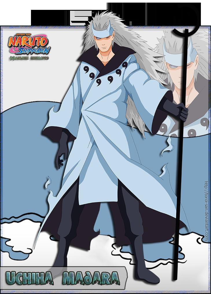Madara Jubi Mode [Naruto 663] by Toroi-san