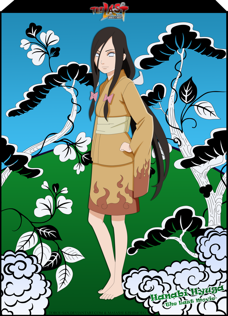 Hanabi Hyuga -The Last- by Toroi-san