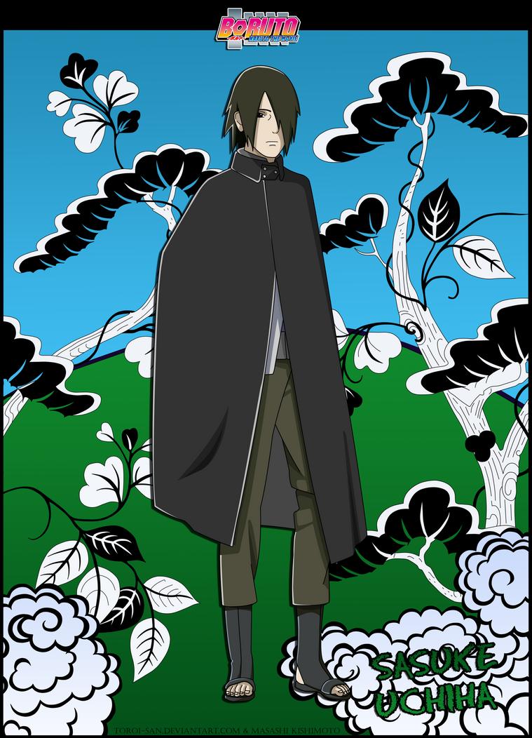 Sasuke Uchiha -Boruto the Movie- by Toroi-san
