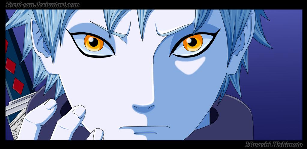 Naruto Spin-off (Naruto Gaiden: Mitsuki One Shot) by Toroi-san