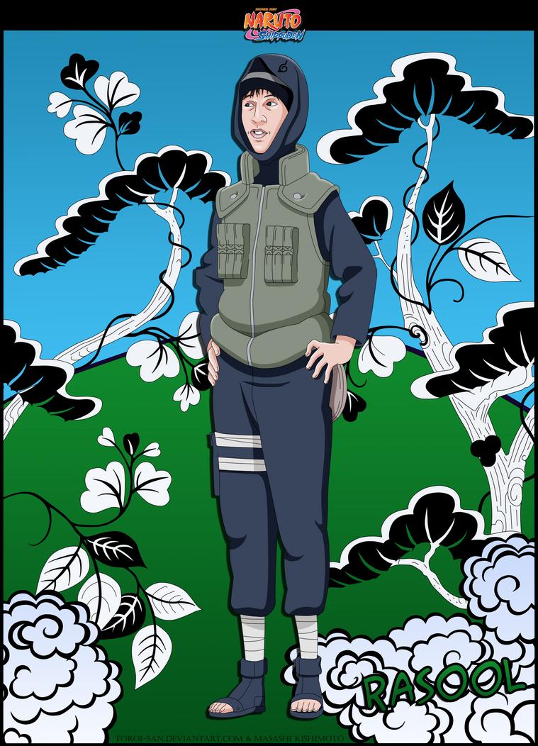 Rasool (OC Character) by Toroi-san