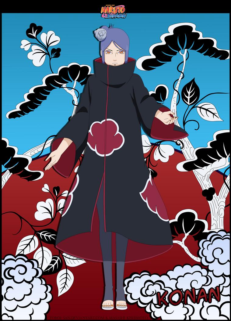 Konan by Toroi-san