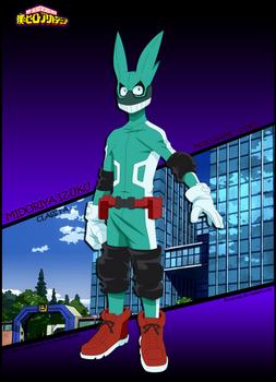 Izuku Midoriya -First Uniform-
