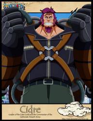 Strongest Bounty Hunter Cidre