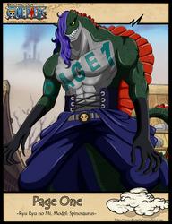 Page One -Ryu Ryu no Mi-