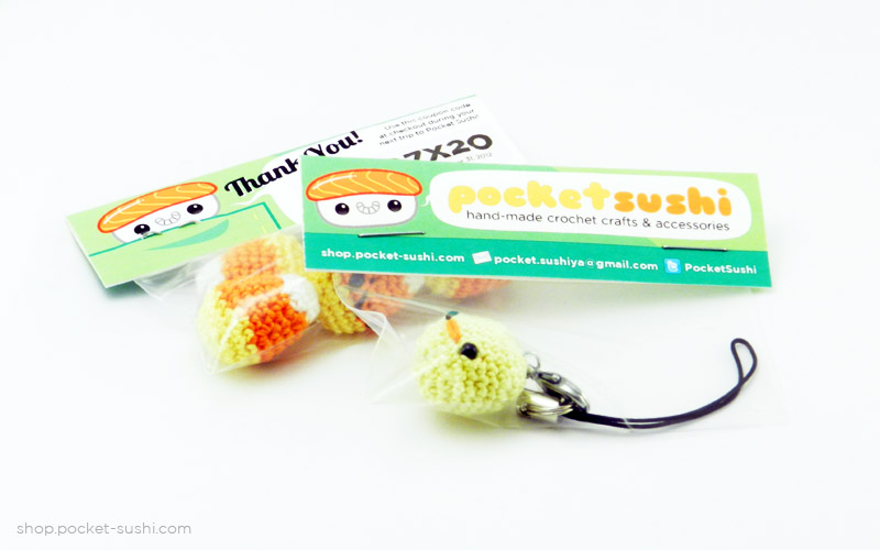 Pocket Sushi Packaging by pocket-sushi