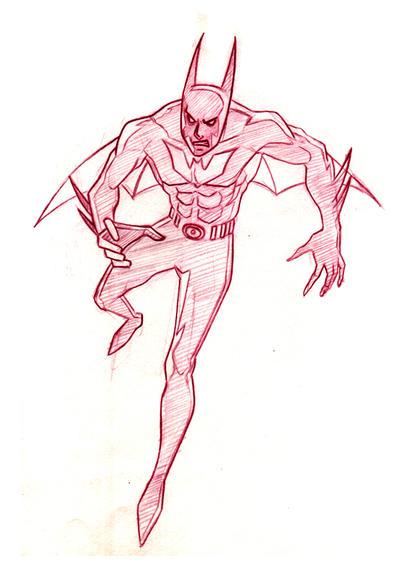 Batman by longai