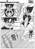 DBZ comic strip by longai