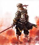 Warrior.... speed painting
