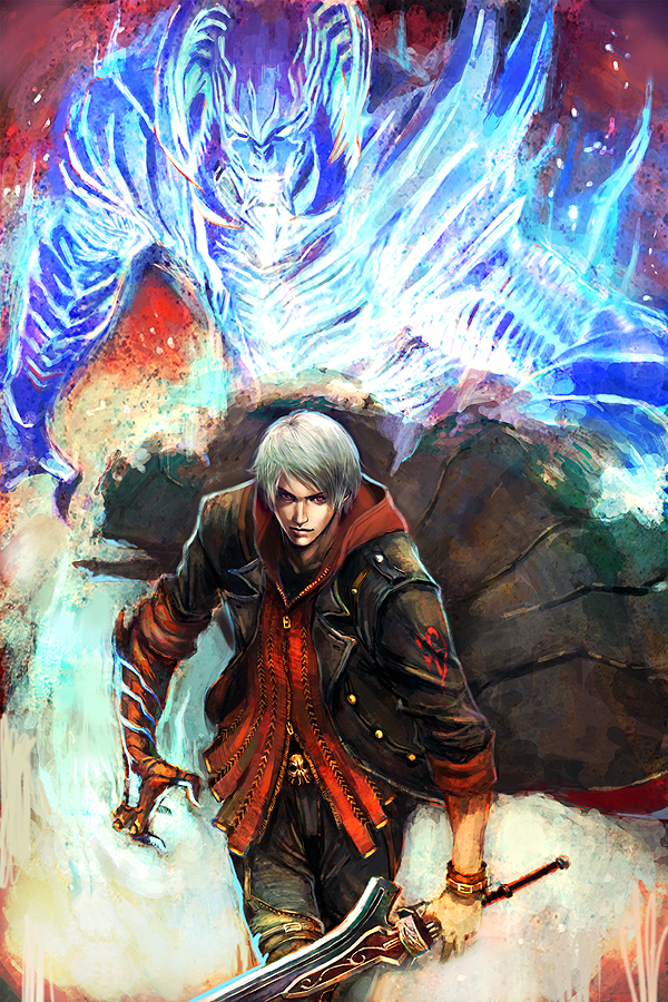 nero dmc4 by longai