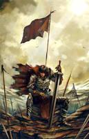 Warrior by longai