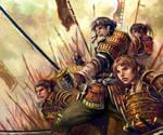 red samurais