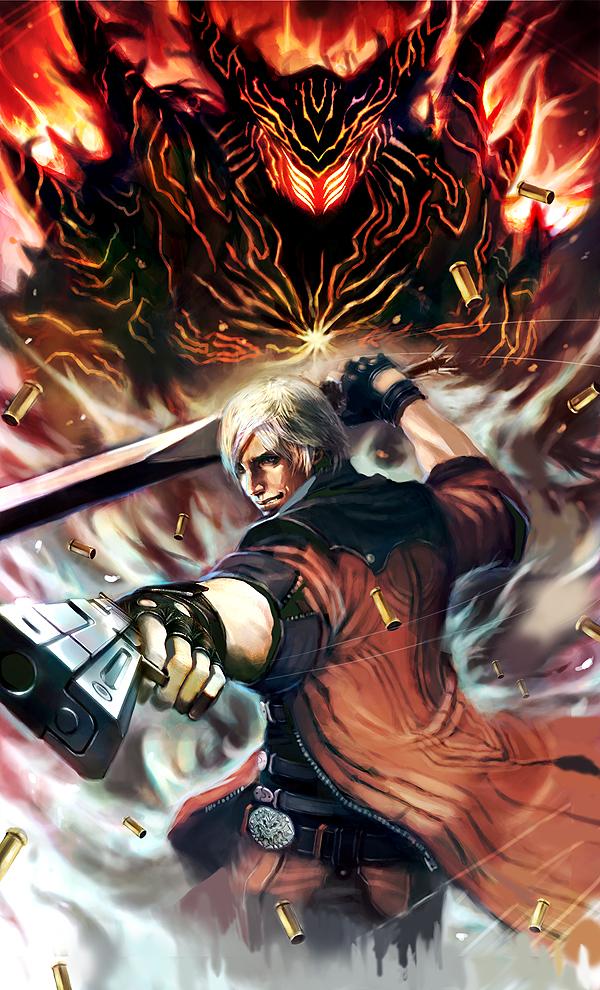 Dante DMC 4 by longai