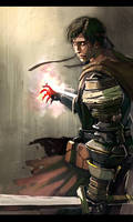 Armour knight spd painting