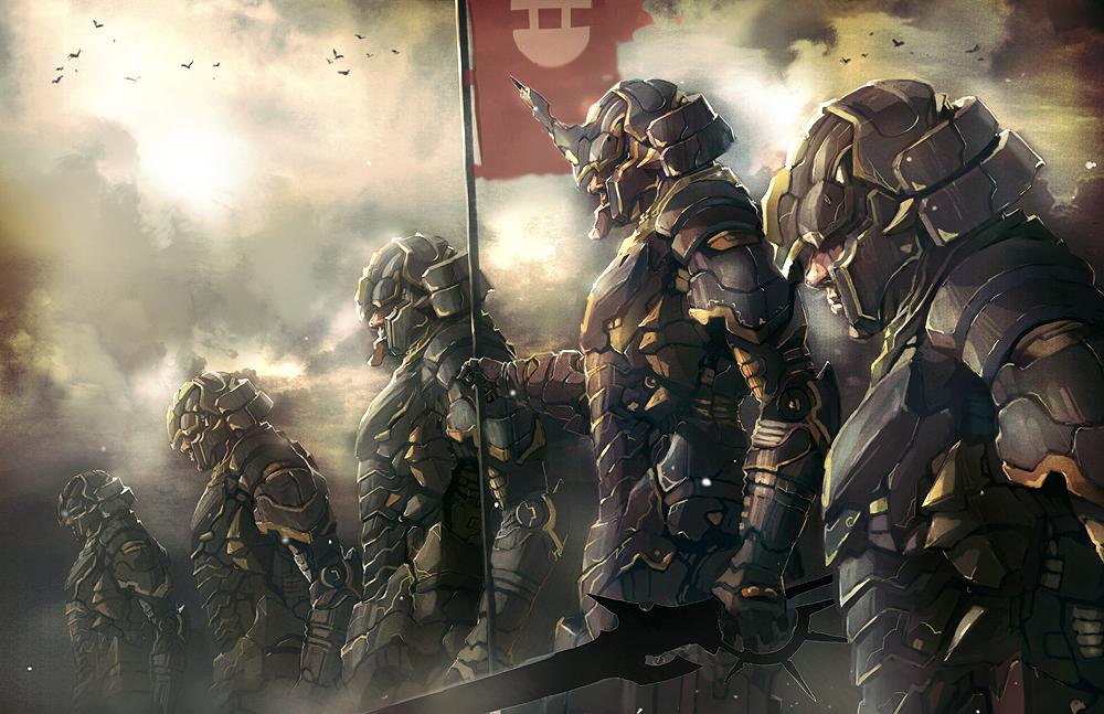 Suggestions de familles/sous-races Clone_knights_by_longai-d4hwl9x