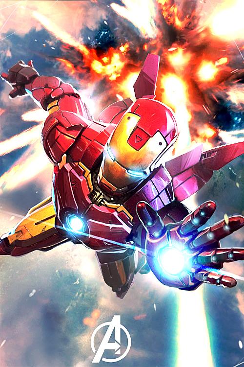 Invincible Ironman by longai