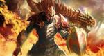 Dragon Knight DOTA 2