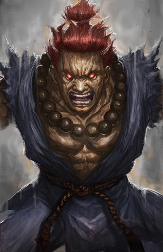 Akuma by longai