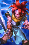 Chrono Trigger by longai