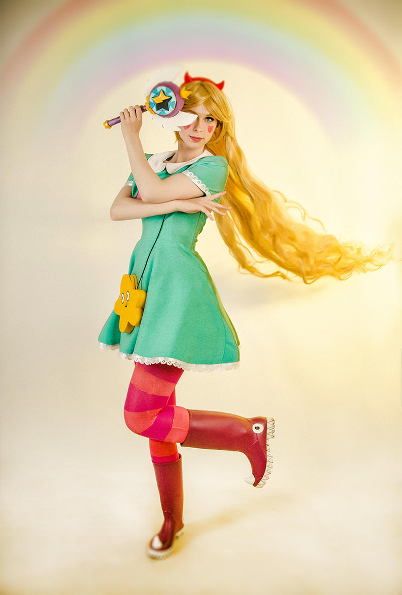 Star butterfly cosplay
