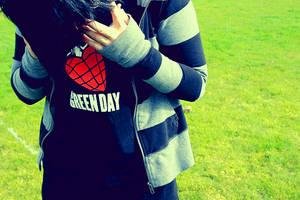 Green Day by Wapli