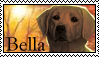 Survivors: Bella Stamp by Lots-of-Stamps