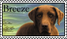 Survivors: Breeze Stamp by Lots-of-Stamps