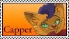 MLP: Capper Stamp by Lots-of-Stamps