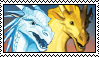 Wings of Fire: WinterxQibli Stamp by Lots-of-Stamps