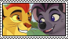 TLG: KionxJasiri Stamp by Lots-of-Stamps