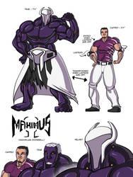 Maximus the Space Gladiator