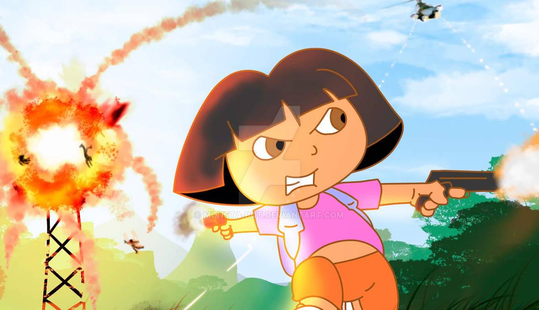 Dora Los Exploder