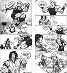 Xailan vs Alika 'Chess Match'