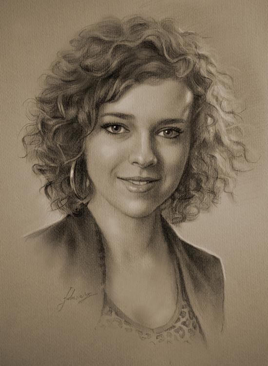 portrait 11 by krzysztof20d
