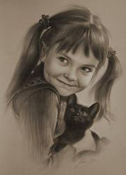 portrait 12 by krzysztof20d
