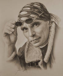 portrait 14 by krzysztof20d