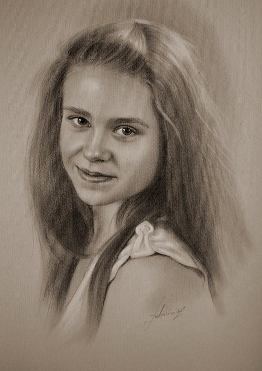 Portrait 15 By Krzysztof20d On DeviantArt