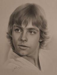 LUKE SKYWALKER (1977)
