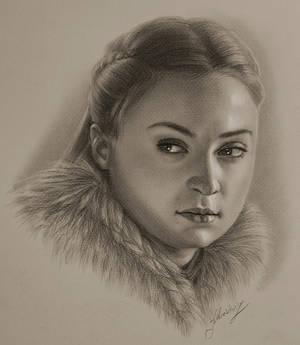 Sansa Stark(GOT)