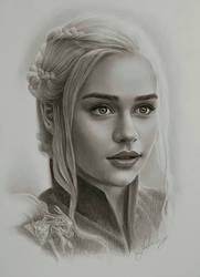 Daenerys Targaryen(GOT)