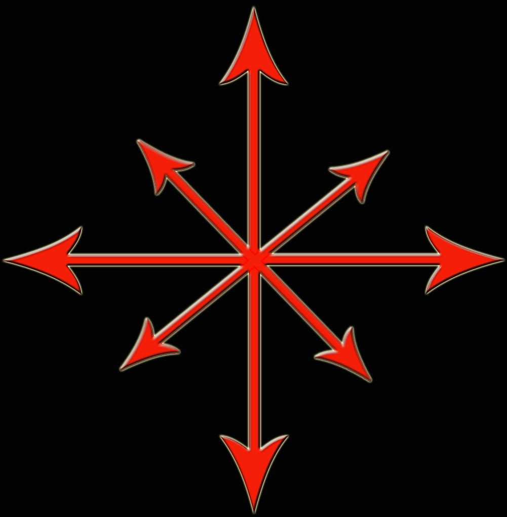 Chaos symbol by stockyard on deviantart biocorpaavc Image collections