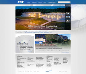 Web Interfaces - CST by madnoyz