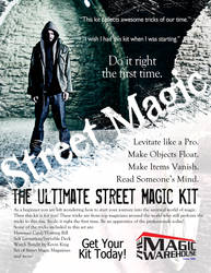 Advertising Work - Street Magic by madnoyz