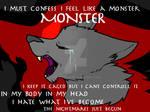 I Feel Like A Monster