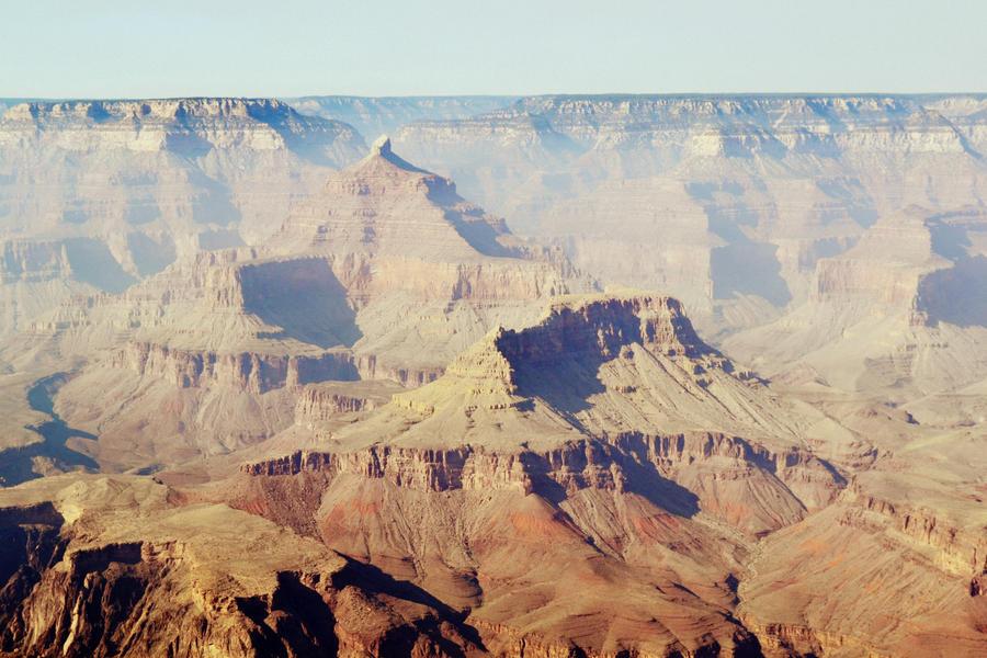 Grand Canyon by ImaginaryNonSens
