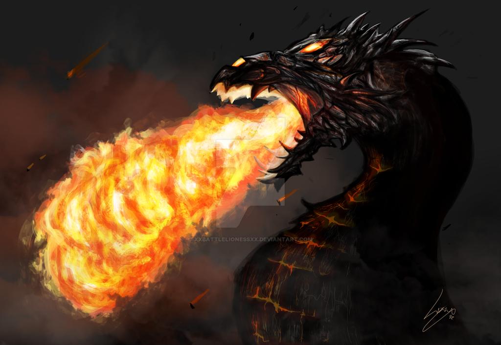 Raw Inferno by XxBattleLionessxX